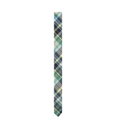 MADRAS CHECK NECKTIE