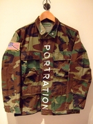 PORTRATION CUSTOM CAMOFLAGE JACKET