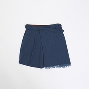 INDIGO WORK SHORTS