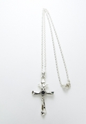 Royal Cross Pendant - L