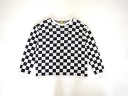 Checker Knit