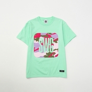 CRAZY CAMO SWG BOX TEE