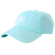 MKD'S LOGO COTTON CAP