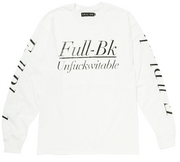 UNFUCKWITABLE 02 L/S TEE