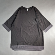 LAYERED WIDE T-SHIRTS