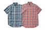 ICON MADRAS CHECK B.D SHIRTS写真1