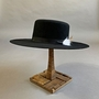WIDE BRIM BOATER HAT写真1